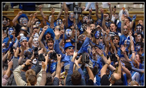 Sea of Blue (with Dick Vitale)