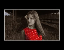 Portrait 2 - Hannah