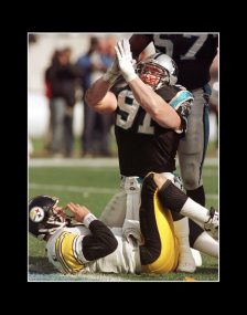 Kevin Greene sack